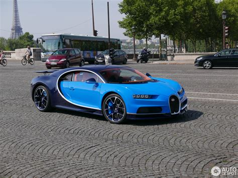 After setting the world record for the fastest serial production car with the veyron and. Bugatti Chiron - 23 August 2017 - Autogespot