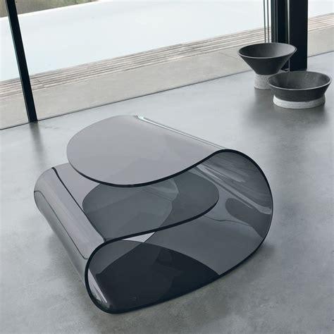 designer beistelltisch glas volup 8195 designer beistelltisch tonin casa komplett aus glas sediarreda
