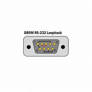 Usb To Rs-232 Db9 Serial Interface Adapter