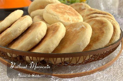 cuisine de choumicha recette de batbout batbout