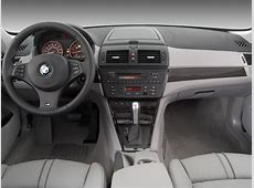 2007 BMW X3 Cockpit Interior Photo Automotivecom