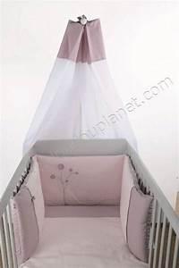 Ciel De Lit Bébé : candide ciel de lit ou rideaux po me doudouplanet ~ Teatrodelosmanantiales.com Idées de Décoration