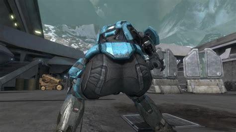 Halo Female Spartan Big Ass