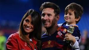 Boda a la vista: Messi se casará con Antonella Rocuzzo en 2017