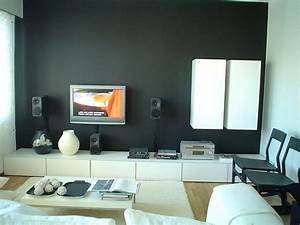 modern accent wall ideas for living room home decorating With designer walls for living room