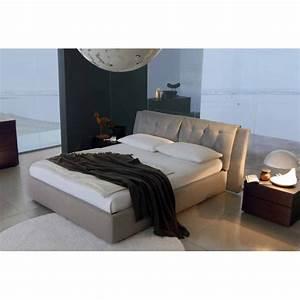 Lit A Coffre : lit coffre bluemoon meubles et atmosph re ~ Teatrodelosmanantiales.com Idées de Décoration