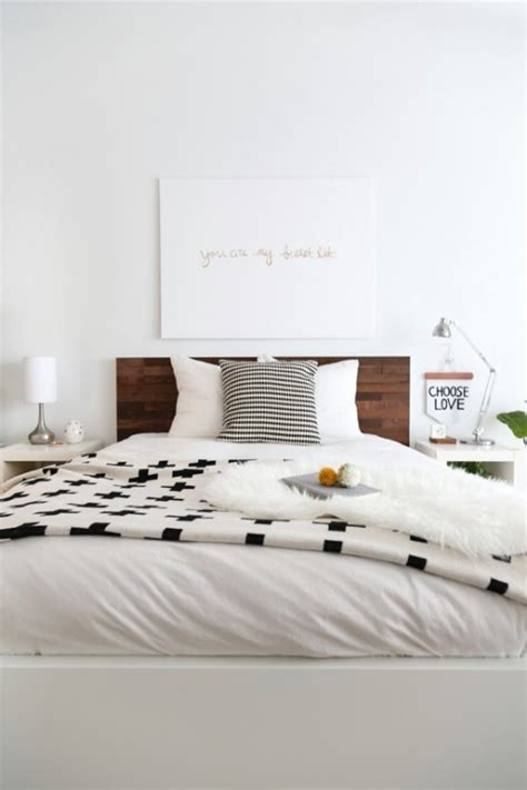 Ikea Mandal Headboard Diy by 40 Dreamy Diy Headboards You Can Make By Bedtime Page 3