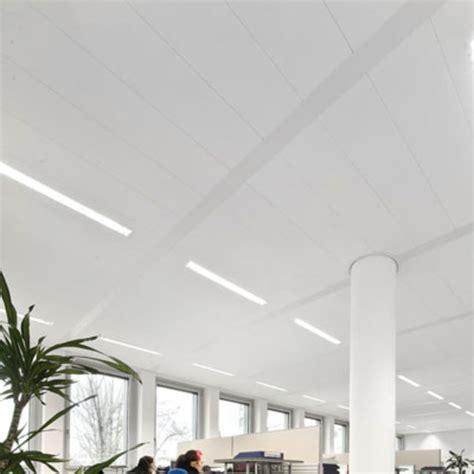 dalles de plafond pour montage sur ossature apparente ou