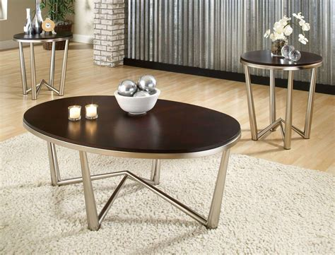 brushed nickel coffee table legs roy home design