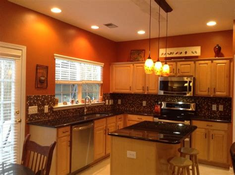 Ideas For An Orange Kitchen burnt orange kitchen ideas burnt orange kitchen with new