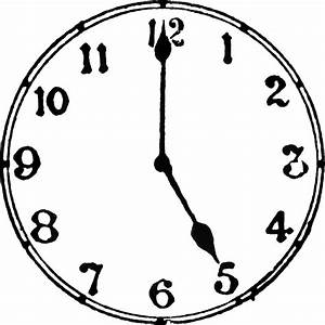 blank clock faces printable activity shelter With is provided to this circuit the clock starts from 00 00 the time is