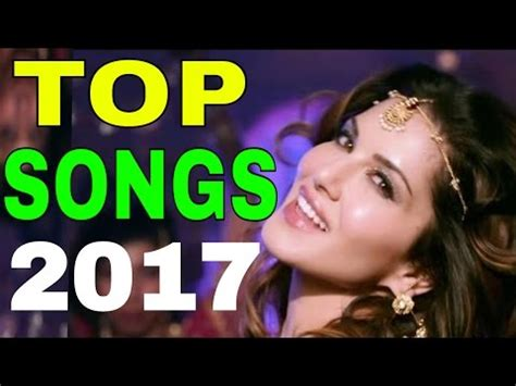 top  songs   week hindi bollywood  st