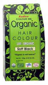 Buy organic hair color