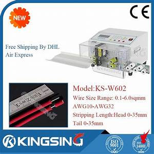 Ks W602 Guided Operation And Programming Wire Cutting