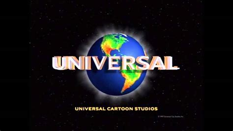 Universal Cartoon Studios Logo (1997)