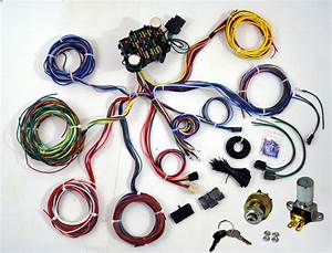 1972 Ford F100 Wiring Harness