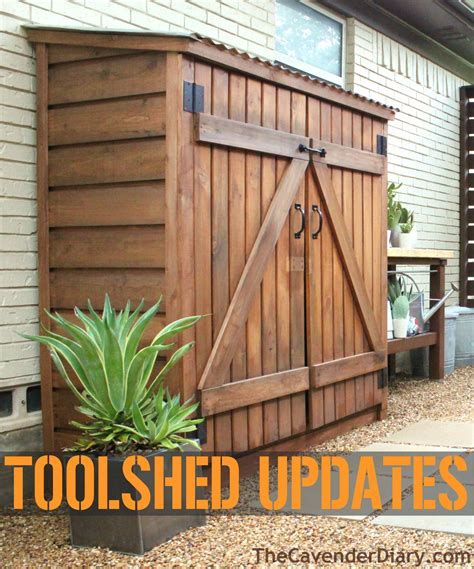 a tool shed hill california tool shed updates the cavender diary