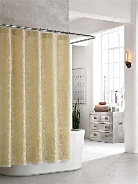 woodgrain citrus shower curtain a sophisticated yet homey