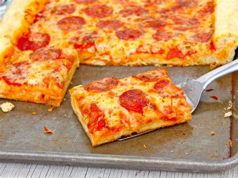 pizza pan sheet recipe dough trader recipes bakermama easy joe everyone prep pleasing crowd shares xoxo joes