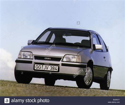 Opel Kadett Stock Photos & Opel Kadett Stock Images