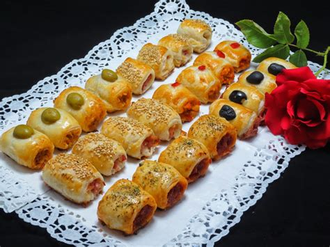 freezable canapes saladitos variados sevilla cocina tradicional