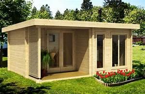 Maison De Jardin : une pi ce en plus gr ce un abri de jardin actualit s ~ Premium-room.com Idées de Décoration