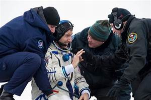 Photos: Astronauts return from space station | Al Jazeera ...