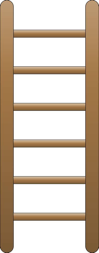 onlinelabels clip art ladder flat