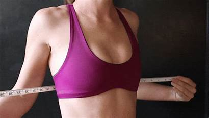 Measure Guide Perfect Chest Basewear Cup Breasts