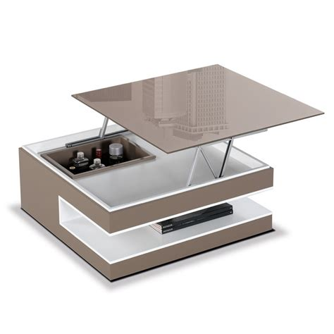 canapé alinea cuir table basse convertible