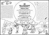 Menu Coloring Printable Menus Activity Sheets Children Restaurant Covers Books Template Toddler Templates Restaurants Activities Colouring Hibernating Animals Valentine Ten sketch template
