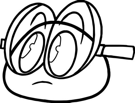 Goomer Mighty Magiswords Coloring Page