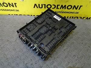 Fuse Box 1k0937124h - Audi A3 8p 2004 3