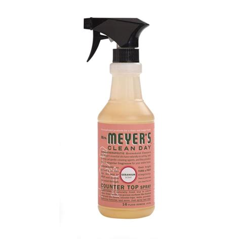 mrs meyer s clean day 16 oz countertop spray cleaner