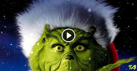 grinch stole christmas trailer
