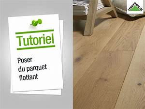 comment poser du parquet a coller leroy merlin With comment installer du parquet flottant
