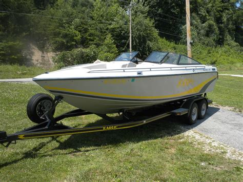Open Bow Baja Boats For Sale by Baja Islander 226 Open Bow Boat For Sale From Usa