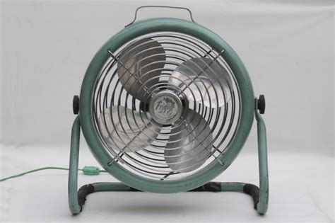 one stop fan shop vintage fridgid electric fan mid century modern retro