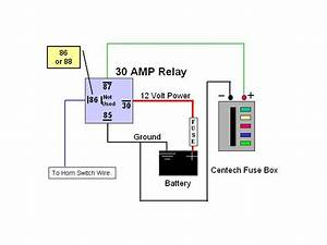 Wiring Diagram Of Flasher Relay