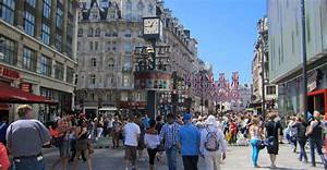 London Shopping Greatest Stores And Shopping Areas