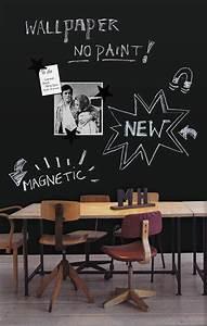 Papier Peint Magnétique : papier peint magn tique craie funkywalls d webshop ~ Premium-room.com Idées de Décoration