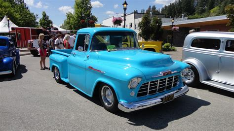 1956 Chevrolet 1300 Pickup Truck Hot Rodstreet Rod 350ho