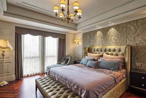 tapeten ideen schlafzimmer modern tapeten mehr 12 ideen zur wandgestaltung im schlafzimmer