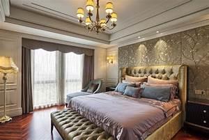 Moderne Tapeten 2015 : tapeten mehr 12 ideen zur wandgestaltung im schlafzimmer ~ Watch28wear.com Haus und Dekorationen