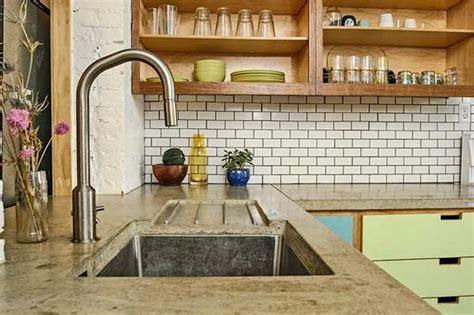 cozinhas  bancadas de concreto design innova
