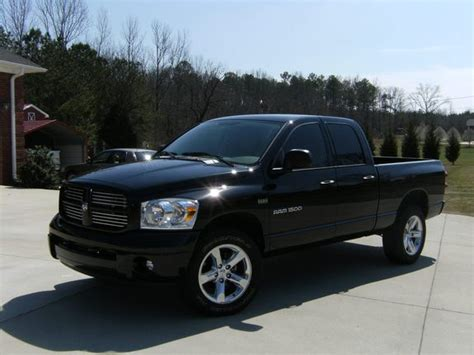 2007 Dodge Ram by Colby400 2007 Dodge Ram 1500 Regular Cab Specs Photos