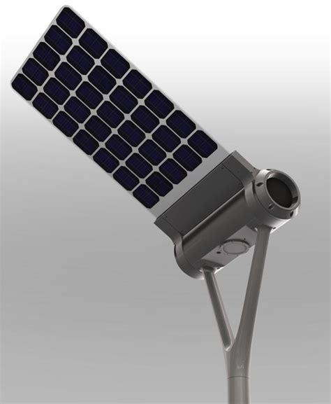 bureau vert ladaires solaires pour l 39 eclairage tous les