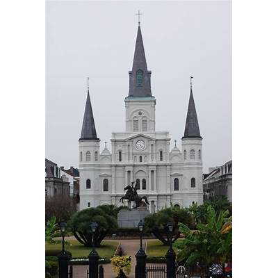 Beautiful Jackson Square in New OrleansFavorite Places