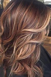 Gorgeous Brown Hairstyles with Blonde Highlights in 2018 ...