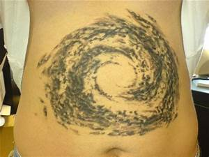 Milky Way Galaxy From Earth Tattoo (page 3) - Pics about space